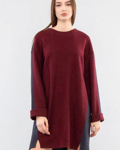 Платье - красное Maxa
