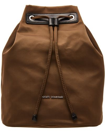 Сумка среднего размера сумка-хобо на плечо Adolfo Dominguez