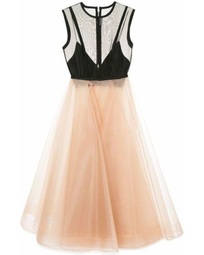 Платье - бежевое Alex Perry