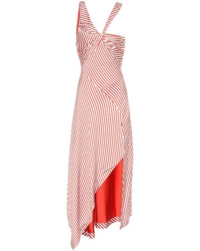 Платье миди в полоску модерн Jonathan Simkhai