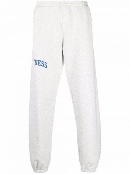Spodnie bawełniane Sporty And Rich