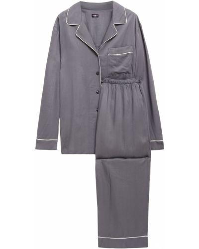 Пижамная пижама с карманами из вискозы Cosabella