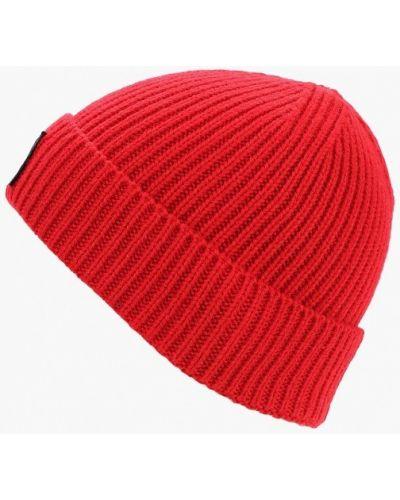 Красная шапка осенняя The North Face