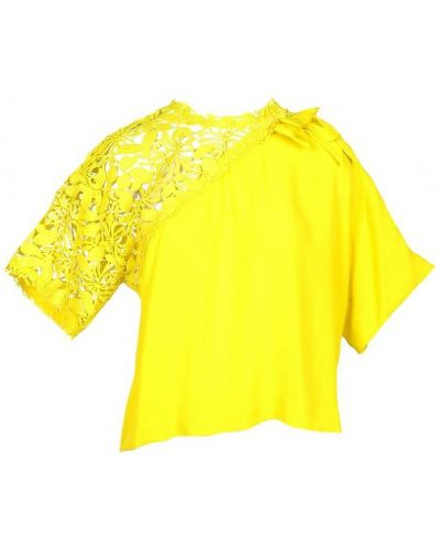 Żółta koszula N°21