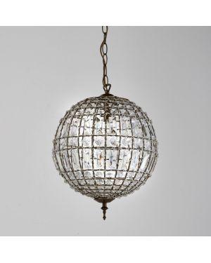 Светильник подвесной светильник-шар стеклянный La Redoute Interieurs