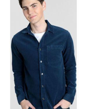 Рубашка с длинным рукавом с карманами вельветовая Ostin