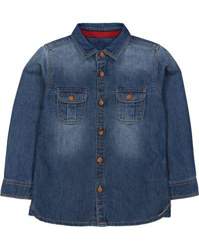 Джинсовая рубашка Mothercare