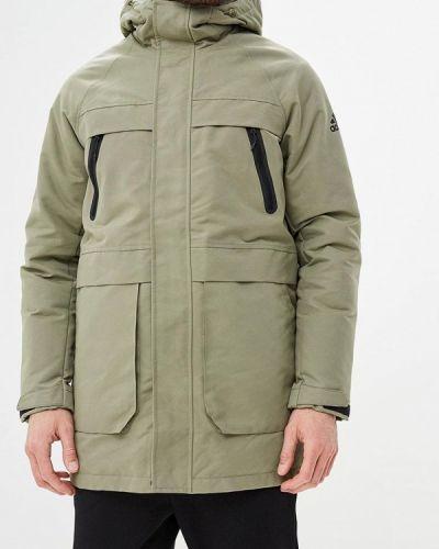 Зимняя куртка осенняя осенний Adidas