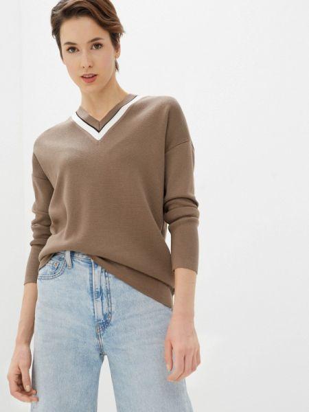 Бежевый свитер Sewel