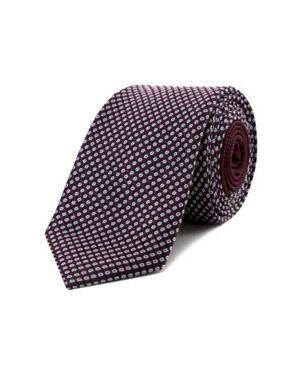 Krawat z jedwabiu z printem Tommy Hilfiger Tailored