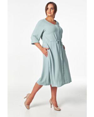 Летнее платье платье-сарафан из вискозы Victoria Filippova