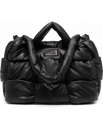 Кожаная сумка - черная Vic Matie