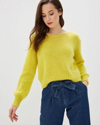 Джемпер желтый осенний United Colors Of Benetton