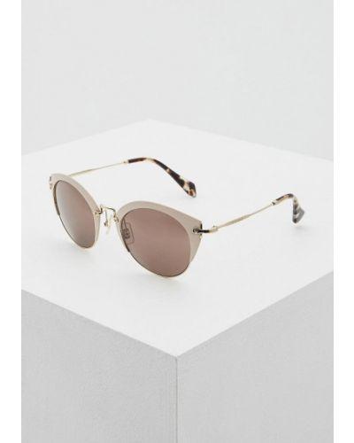 Солнцезащитные очки кошачий глаз Miu Miu