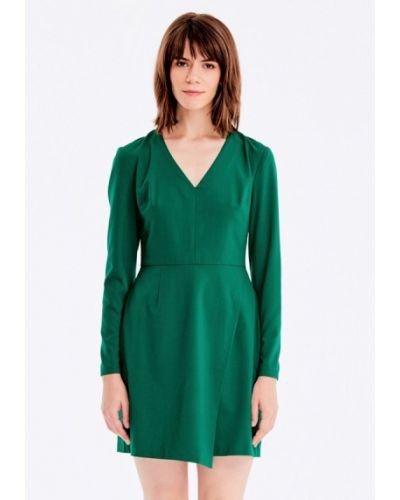 Платье прямое осеннее Musthave