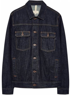 Niebieskie jeansy bawełniane Jack Wills