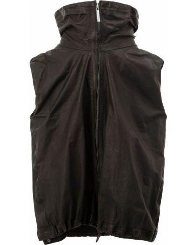 Черная куртка на молнии Isaac Sellam Experience