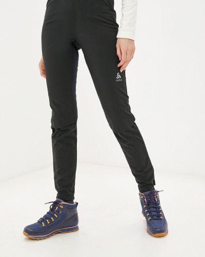 Черные спортивные брюки Odlo