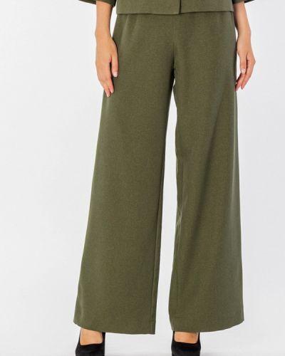Свободные брюки зеленый S&a Style
