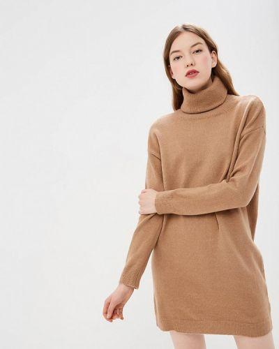 Платье - коричневое By Swan