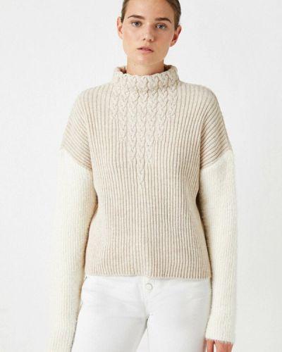 Бежевый свитер Koton