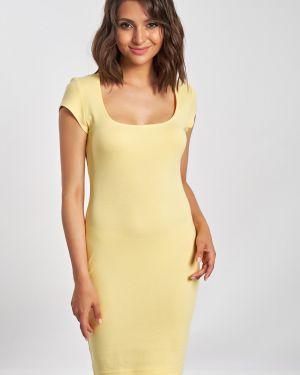 Летнее платье с декольте платье-сарафан Jetty
