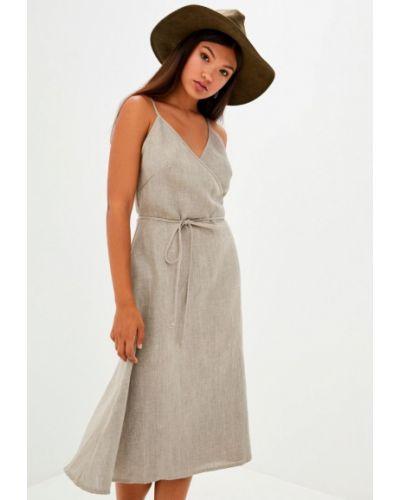 Льняное платье Прованс