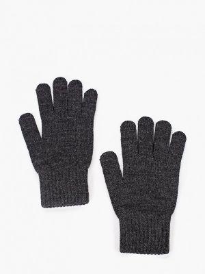 Перчатки текстильные серые Ferz