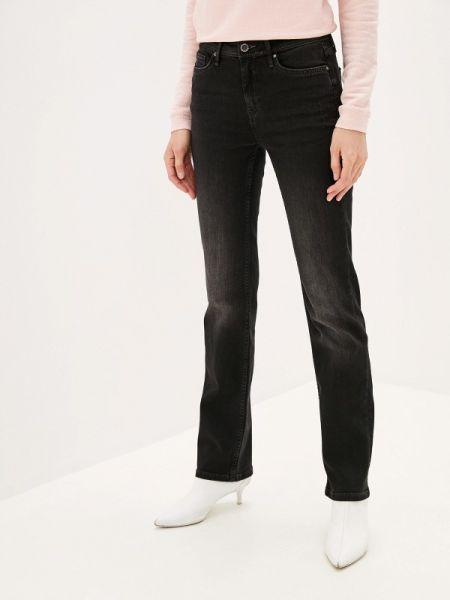 Расклешенные черные расклешенные джинсы Colin's