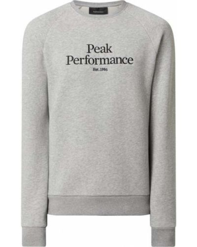 Bluza bawełniana Peak Performance