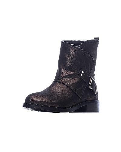 Серые ботинки Zenden