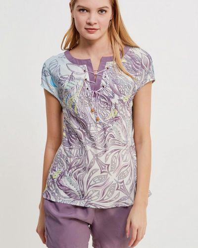 Фиолетовая пижама Mia-mia