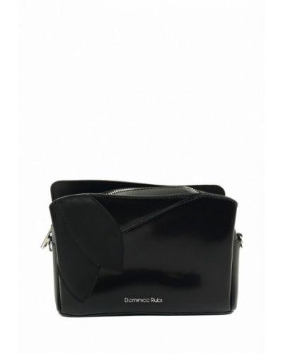 Черная сумка Dominico Rubi