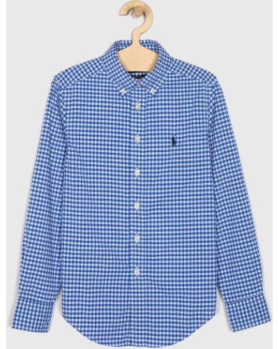 Рубашка с узором текстильный Polo Ralph Lauren