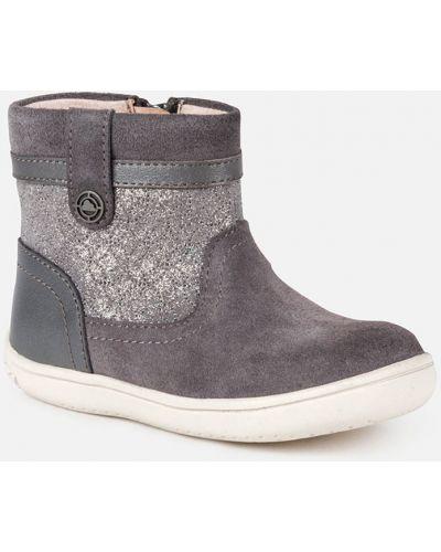 Ботинки серые Mayoral