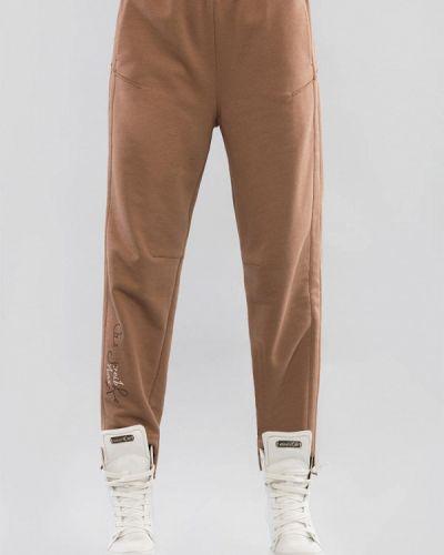 Спортивные брюки - бежевые Maxa