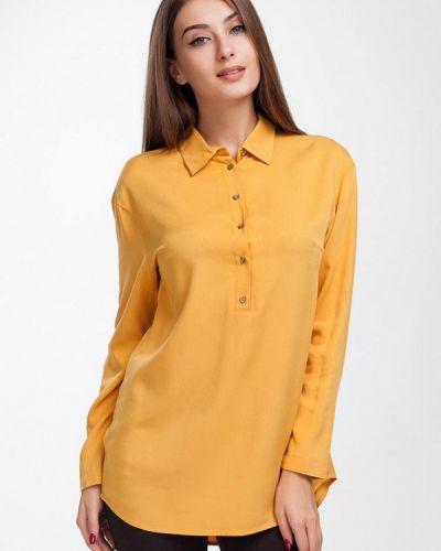 Рубашка - оранжевая Femme