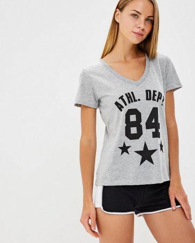Серая футболка твое
