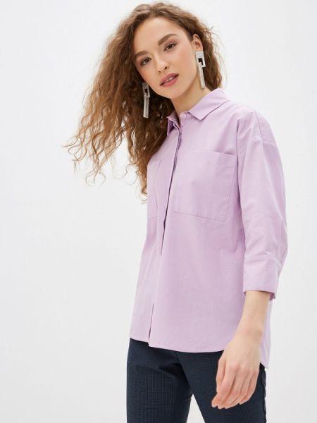 Фиолетовая рубашка Antiga