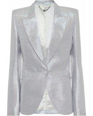 Однобортный пиджак Paco Rabanne