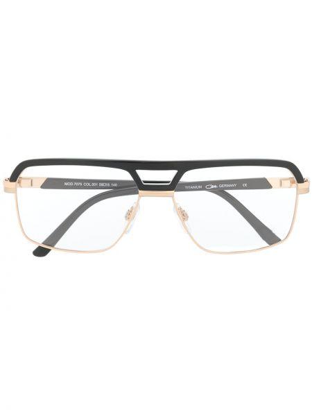 Oprawka do okularów plac ze złota Cazal