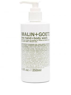 Zielony body z printem Malin+goetz
