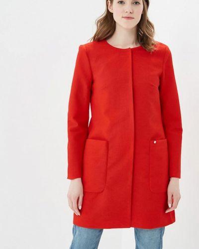 Красное пальто весеннее Top Secret