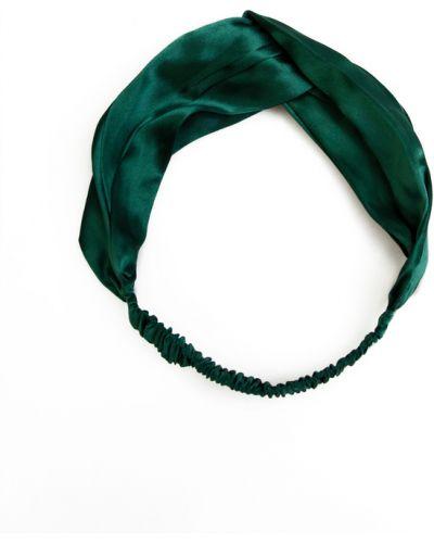 Zielone opaska do włosów Allora
