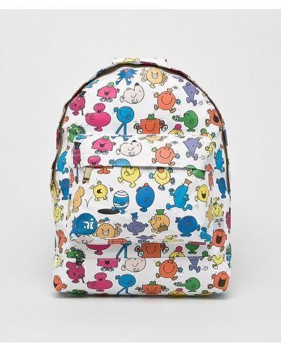 Хлопковый рюкзак с карманами Mi-pac