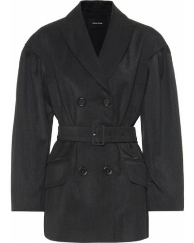 Куртка черная Simone Rocha