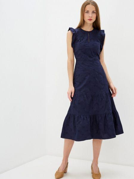Синее платье Gap