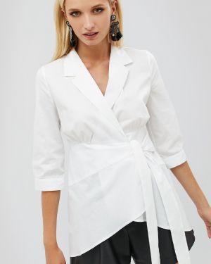 Рубашка приталенная на пуговицах Cardo