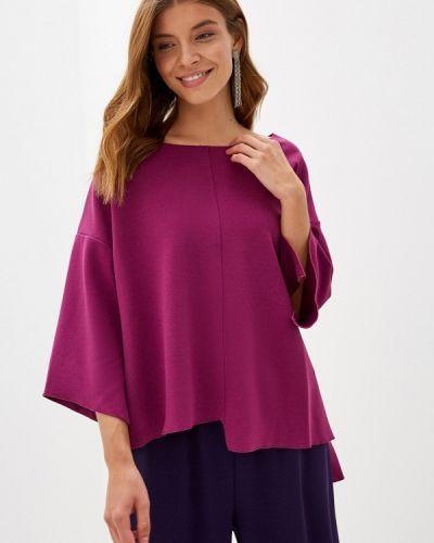 Блузка с длинным рукавом розовая итальянский Perfect J
