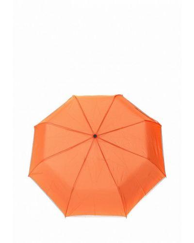 Оранжевый зонт складной Gf Ferre